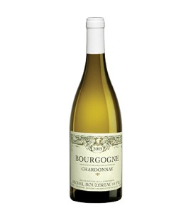 Michel Bouzereau Bourgogne Chardonnay Blanc 2018