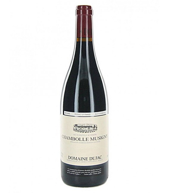 Dujac Chambolle Musigny Rouge 2016
