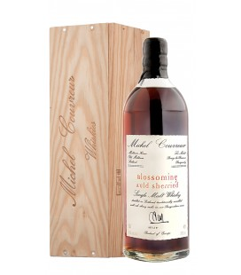 """Michel Couvreur """"Blossoming"""" single malt Whisky"""