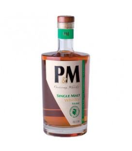 "P.m. ""Tourbé"" Single Malt Whisky Corse 42°"