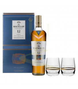 Macallan whisky 12 ans d'âge Triple cask Highland