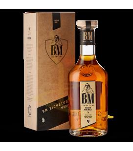 BM Signature 9 Ans Vin De Paille pure malt whisky