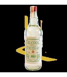 alcolfruit alcool blanc fruits 1 L 40°