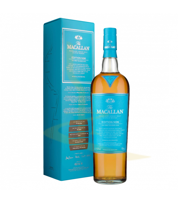 Macallan edition N 6