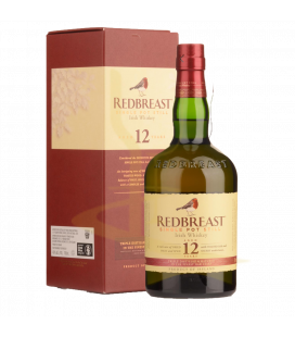 Redbrest 12 Ans Single Pot Irish Whiskey 40°