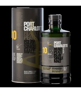 Port Charlotte 10 ans tourbé whisky