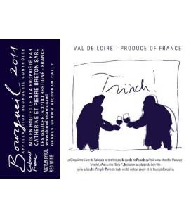"""Domaine Breton """"Trinch"""" Loire Rouge"""