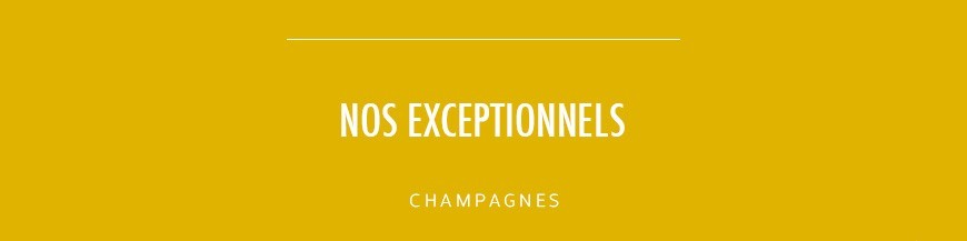 Champagnes Exceptionnels