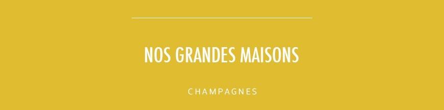 Grandes Maisons au pays du Champagne