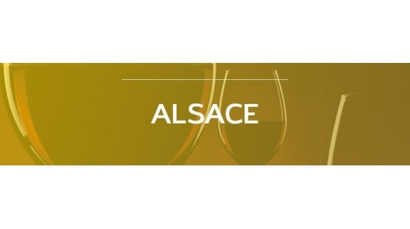 Le vignoble d'Alsace