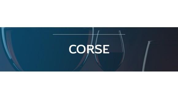 Le vignoble de Corse